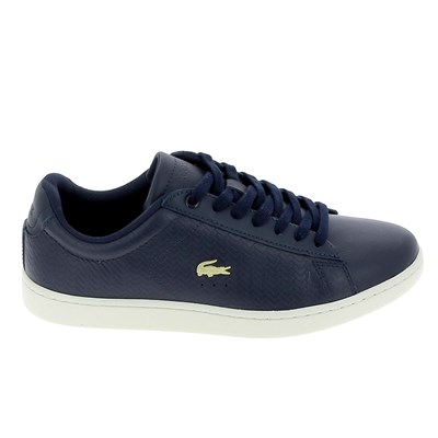Lacoste CARNABY EVO 119 BASKETS BASSES BEIGE Chaussure France_v13331