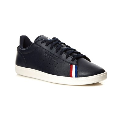 Le Coq Sportif COURTSTAR LOW SNEAKERS MARINEBLAU