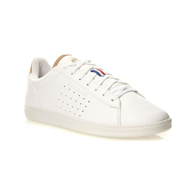 Le Coq Sportif COURTSTAR BASKETS BASSES BLANC Chaussure France_v10781