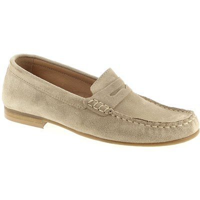 We Do MOCASSINS BEIGE Chaussure France_v8175