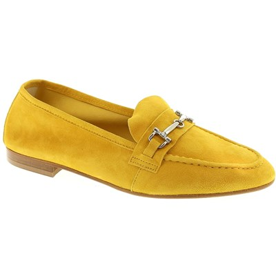 Rose Metal MOCASSINS JAUNE