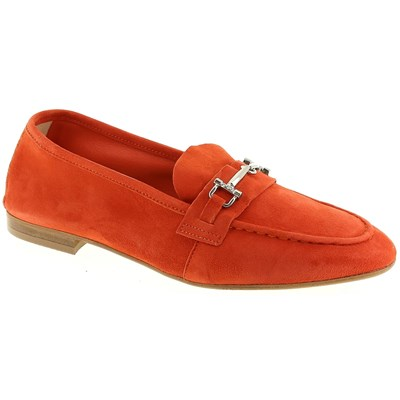 Rose Metal MOCASSINS ORANGE