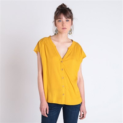 Bonobo Jeans TOP GIALLO