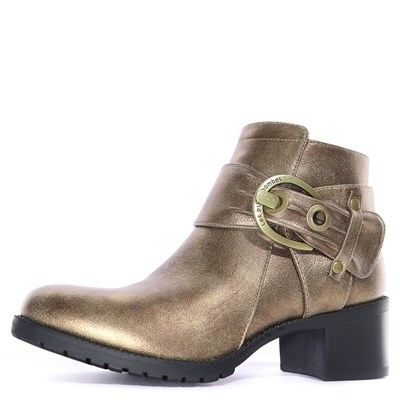 Les petites bombes BOOTS JAUNE Chaussure France_v4802