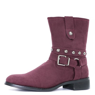 Les petites bombes BOOTS VIOLET Chaussure France_v4824