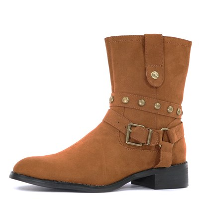 Les petites bombes BOOTS MARRON Chaussure France_v4803