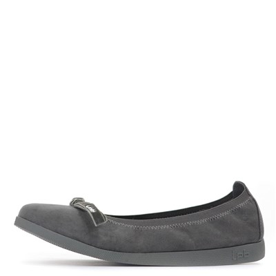 Les petites bombes BALLERINES GRIS Chaussure France_v3664