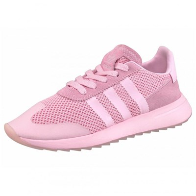 adidas Originals FLASHBACK W SNEAKERS ROSE Chaussure France_v4048