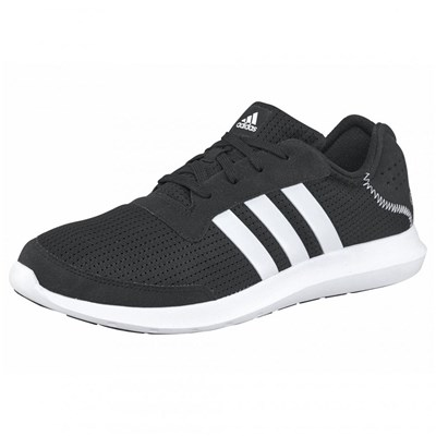 adidas Performance ELEMENT REFRESH CHAUSSURES DE RUNNING NOIR Chaussure France_v4007