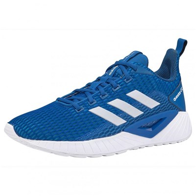 adidas QUESTAR CC BASKETS BASSES BLEU