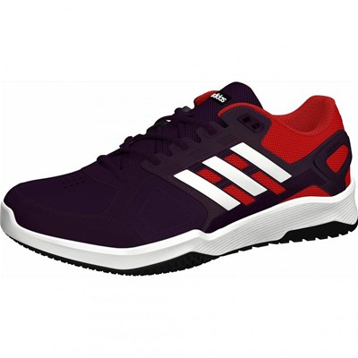 adidas DURAMO 8 TRAINER M BASKETS BASSES VIOLET