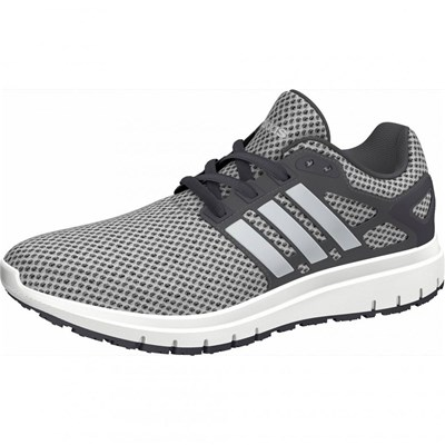 adidas ENERGY CLOUD M BASKETS BASSES GRIS