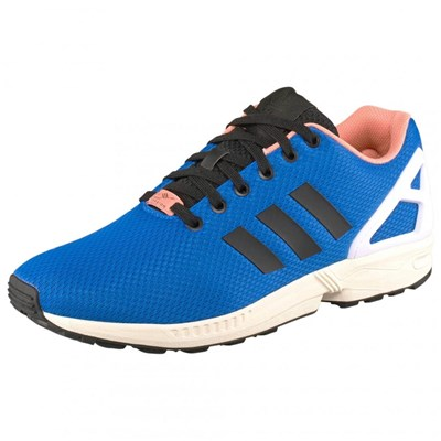 adidas ORIGINAL RUNNING BASKETS BASSES BLEU