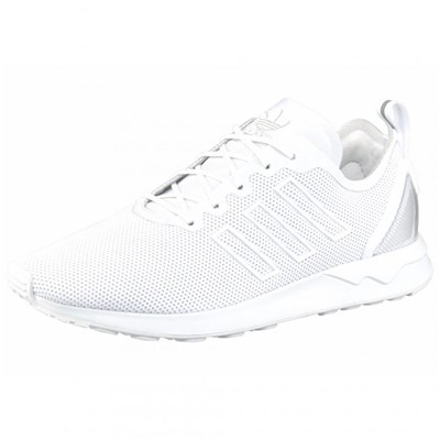 adidas Originals ZX FLUX ADV BASKETS BASSES BLANC Chaussure France_v6843