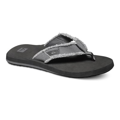 Quiksilver MONKEY ABYSS TONGS GRIS