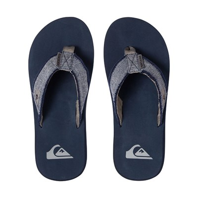 Quiksilver MONKEY ABYSS TONGS BLEU MARINE Chaussure France_v1825