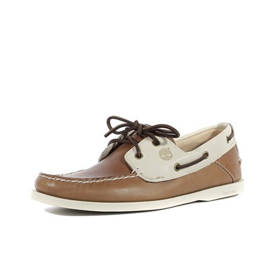 Timberland CHAUSSURES BATEAU MARRON Chaussure France_v8983
