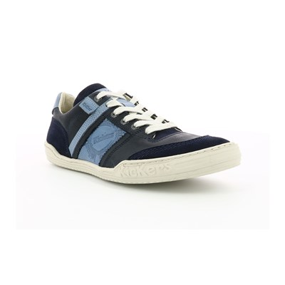 Kickers JINGLE LOW SNEAKERS MARINEBLAU