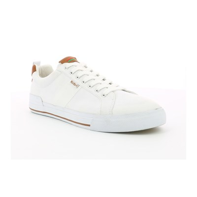 Kickers ARVULCA SNEAKERS BLANC Chaussure France_v3329