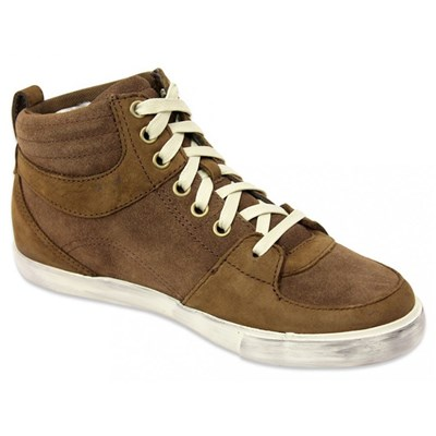 Chaussures Femme | Timberland LEATHER CHUKKA W MAR BOOTS MARRON
