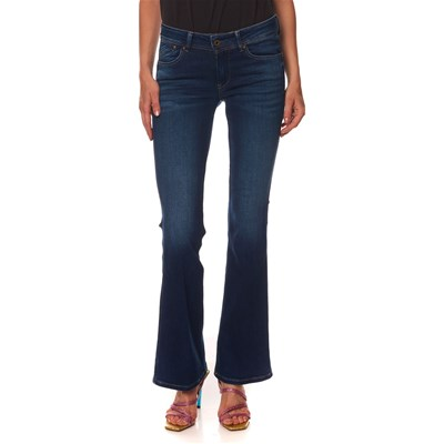 Pepe Jeans London PIMLICO JEANS FLARE BLU JEANS