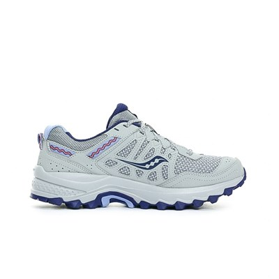 Saucony EXCURSION TR12 CHAUSSURES DE RUNNING GRIS