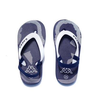 Kappa TONGS BLEU Chaussure France_v922