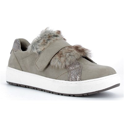 Chaussures Femme | Marco Tozzi BASKETS BASSES TAUPE