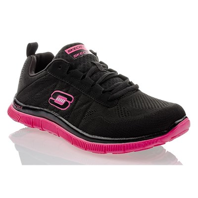 Skechers BASKETS BASSES NOIR