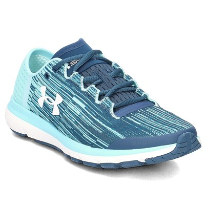 Under Armour CHAUSSURES DE RUNNING BLEU