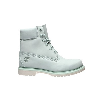 Timberland BASKETS MONTANTES VERT CLAIR Chaussure France_v17995