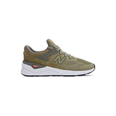 New Balance BASKETS BASSES OLIVE Chaussure France_v16338