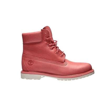 Timberland BASKETS MONTANTES ROSE Chaussure France_v17994
