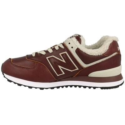 New Balance BASKETS BASSES MARRON Chaussure France_v15261