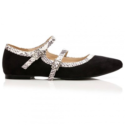 3 Suisses Collection BALLERINES NOIR