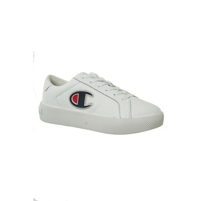 Champion BASKETS BASSES BLANC Chaussure France_v11421