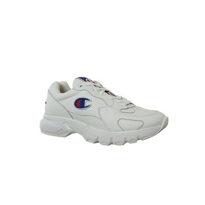Champion BASKETS BASSES BLANC Chaussure France_v13726