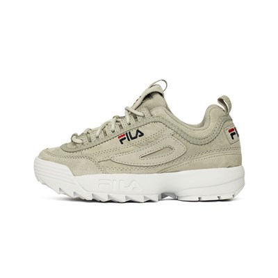 Fila BASKETS BASSES GRIS Chaussure France_v17091