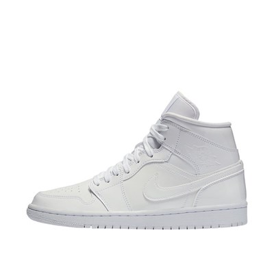 Nike BASKETS MONTANTES BLANC Chaussure France_v16653