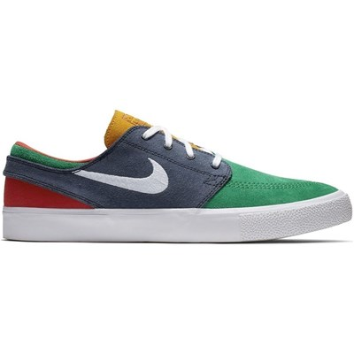 Nike BASKETS BASSES MULTICOLORE