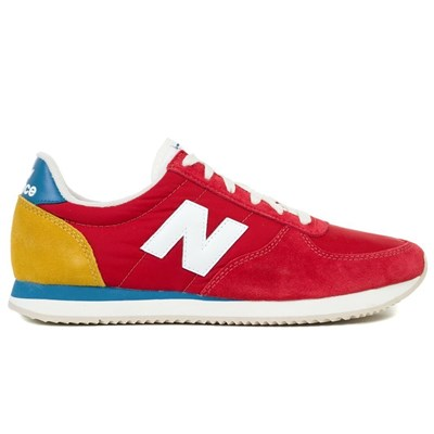 New Balance BASKETS BASSES MULTICOLORE Chaussure France_v13097