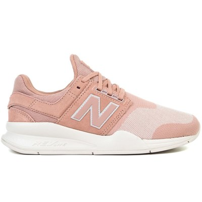 Chaussures Femme | New Balance BASKETS BASSES ROSE