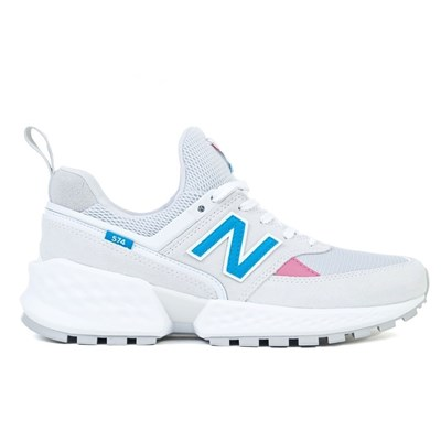 New Balance BASKETS BASSES MULTICOLORE Chaussure France_v16107