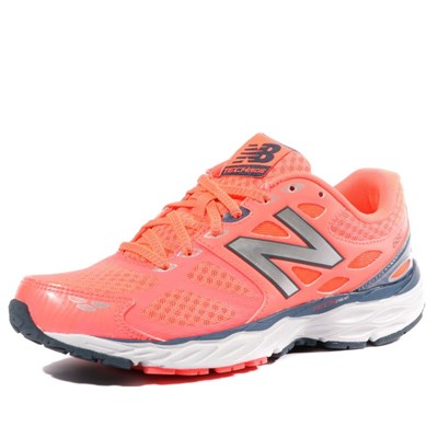 New Balance CHAUSSURES DE RUNNING ROSE