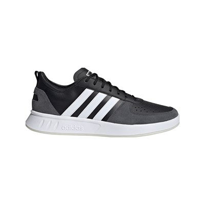 adidas COURT80S LOW SNEAKERS SCHWARZ