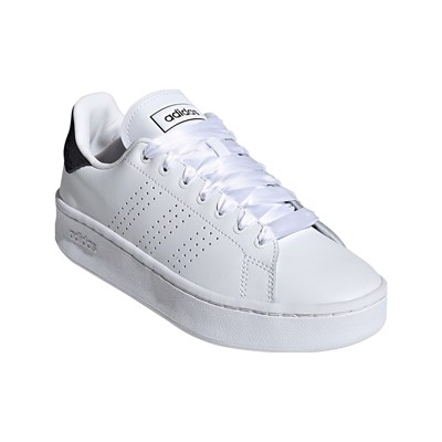 adidas ADVANTAGE BOLD LOW SNEAKERS WEIß