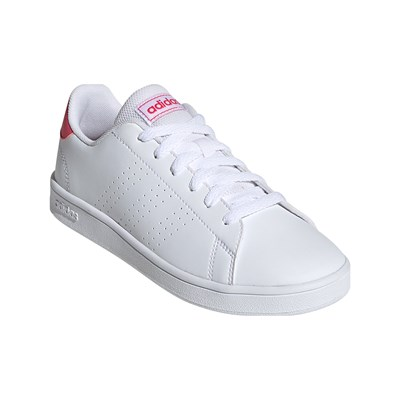 adidas ADVANTAGE K LOW SNEAKERS WEIß