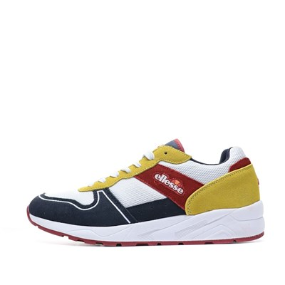 Ellesse BASKETS BASSES ROUGE Chaussure France_v7144