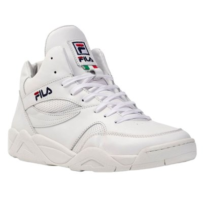 Fila BASKETS MONTANTES BLANC Chaussure France_v12708
