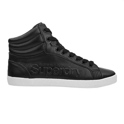 Superdry BASKETS MONTANTES NOIR
